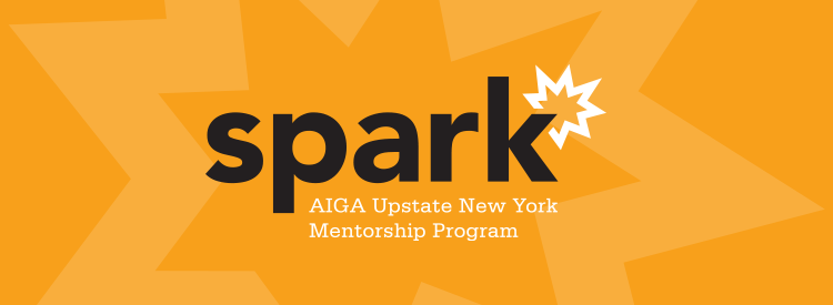 AIGA Upstate New York Spark Mentorship Program